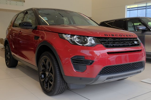 New Land Rover Discovery Sport SD4 SE, Newstead, 2018 Land Rover Discovery Sport SD4 SE Wagon