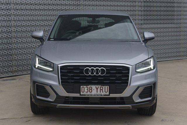 Demonstrator, Demo, Near New Audi Q2 35 TFSI S Tronic design, Southport, 2018 Audi Q2 35 TFSI S Tronic design Wagon