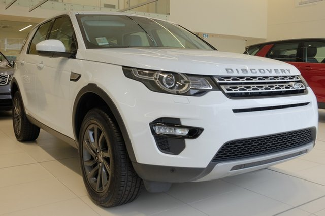 New Land Rover Discovery Sport TD4 132kW HSE, Newstead, 2018 Land Rover Discovery Sport TD4 132kW HSE Wagon