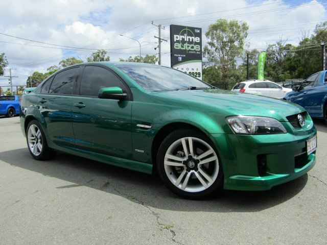 Used Holden Commodore SV6, Underwood, 2009 Holden Commodore SV6 Sedan