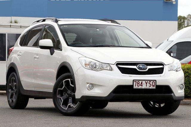 Used Subaru XV 2.0i-L Lineartronic AWD, Bowen Hills, 2014 Subaru XV 2.0i-L Lineartronic AWD Wagon