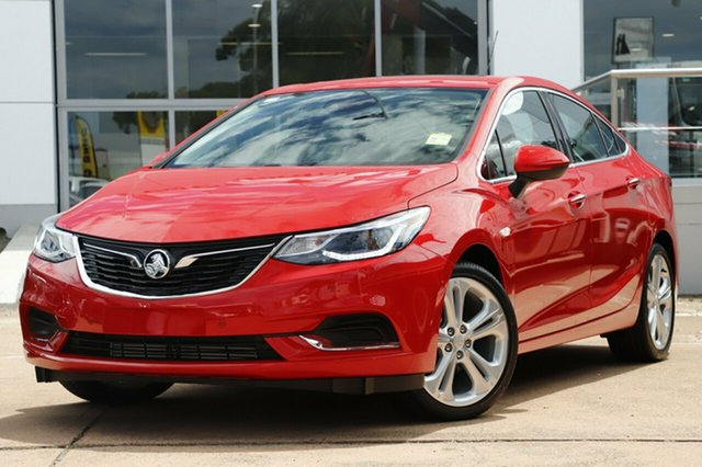 Demonstrator, Demo, Near New Holden Astra LTZ, Brookvale, 2017 Holden Astra LTZ Sedan