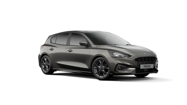 Discounted New Ford Focus ST-Line, Campbelltown, 2018 Ford Focus ST-Line Hatchback
