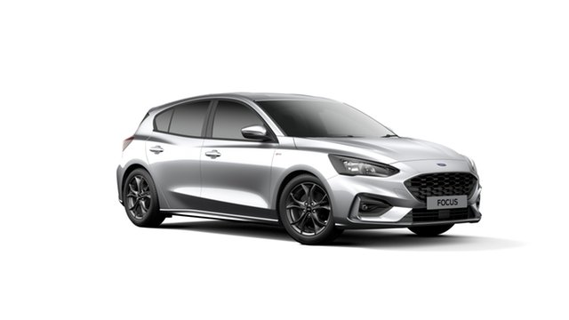 Discounted New Ford Focus ST-Line, Campbelltown, 2019 Ford Focus ST-Line Hatchback