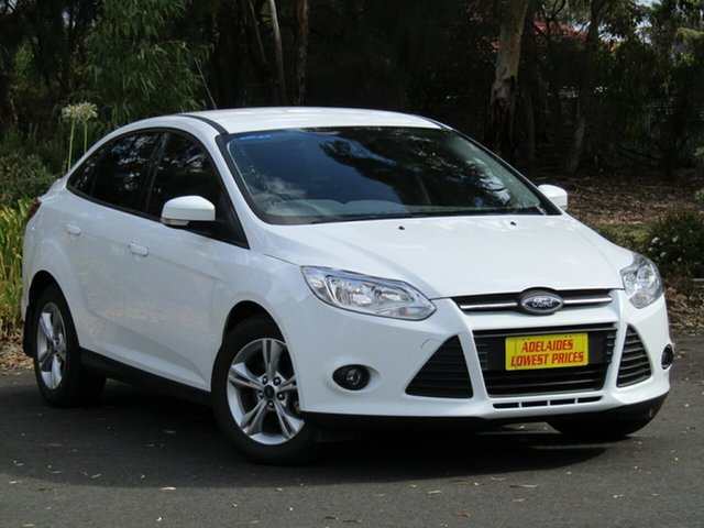 Used Ford Focus Trend PwrShift, 2014 Ford Focus Trend PwrShift Sedan