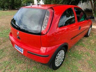 2004 Holden Barina Hatchback.