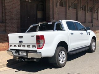 2018 Ford Ranger XLT Pick-up Super Cab Utility.