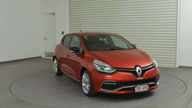 Used Renault Clio R.S. 200 EDC Sport, Southport, 2014 Renault Clio R.S. 200 EDC Sport Hatchback