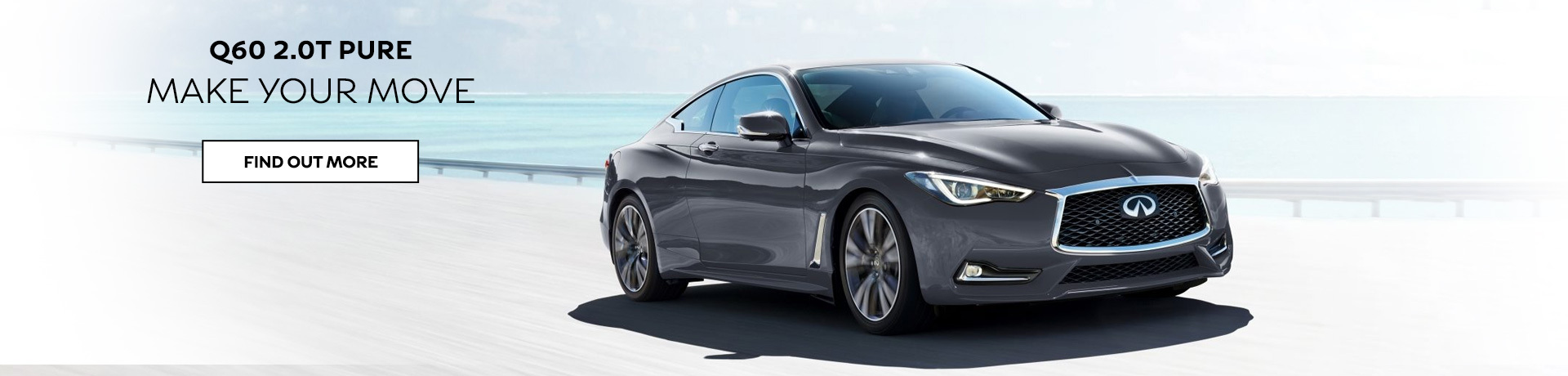 Infiniti - Feb Offer - Make your move