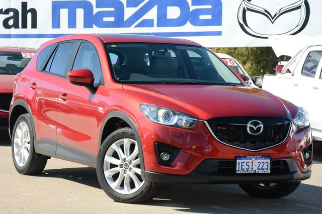 Used Mazda CX-5 Grand Tourer (4x4), Mandurah, 2012 Mazda CX-5 Grand Tourer (4x4) Wagon
