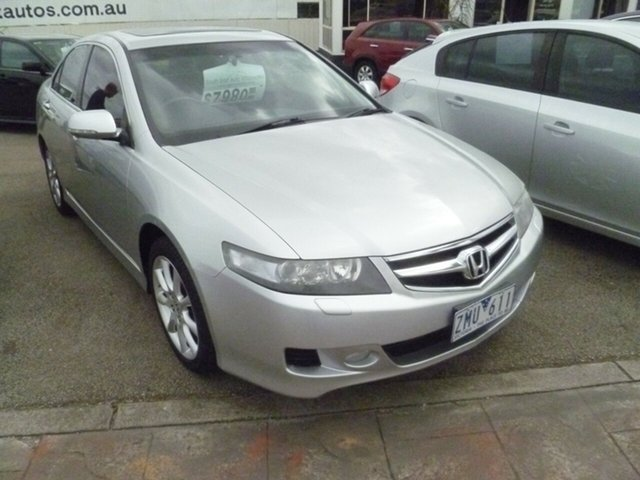Used Honda Accord Euro Luxury, Cheltenham, 2007 Honda Accord Euro Luxury Sedan