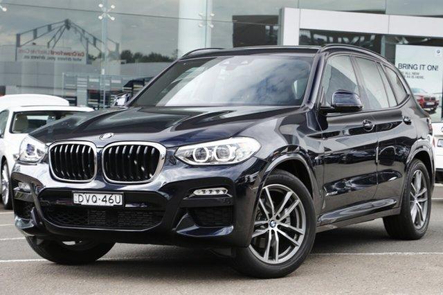 Used BMW X3 xDrive 20d M-Sport, Brookvale, 2017 BMW X3 xDrive 20d M-Sport Wagon