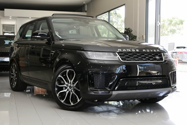 Used Land Rover Range Rover Sport Si4 CommandShift SE, Cannington, 2018 Land Rover Range Rover Sport Si4 CommandShift SE Wagon
