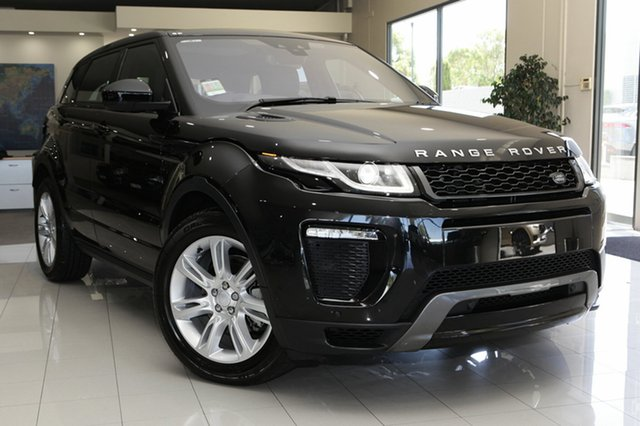 Used Land Rover Range Rover Evoque TD4 180 HSE Dynamic, Cannington, 2017 Land Rover Range Rover Evoque TD4 180 HSE Dynamic Wagon