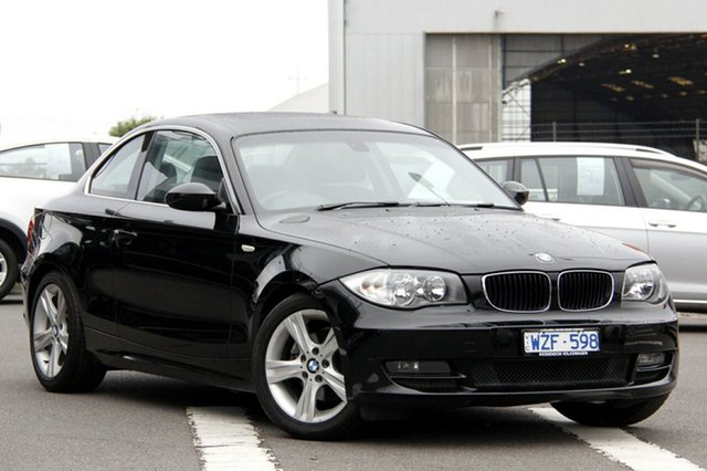 Used BMW 125i, Clayton, 2009 BMW 125i Coupe