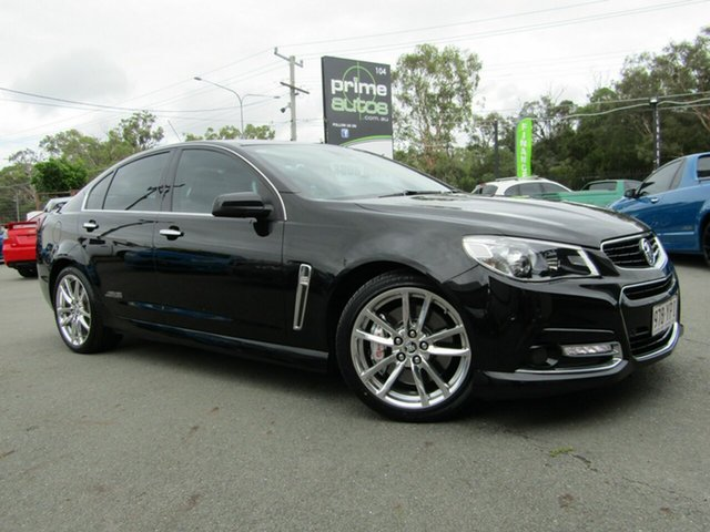 Used Holden Commodore SS-V Redline, Underwood, 2014 Holden Commodore SS-V Redline Sedan