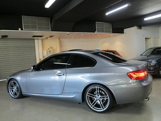2011 BMW 320d Steptronic Coupe.