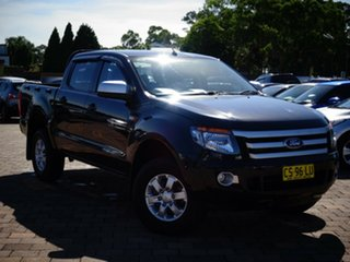 2014 Ford Ranger XLS Double Cab Utility.