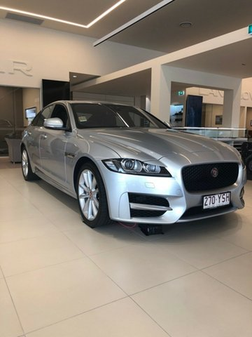 Demonstrator, Demo, Near New Jaguar XF 20d R-Sport, Toowoomba, 2017 Jaguar XF 20d R-Sport Sedan