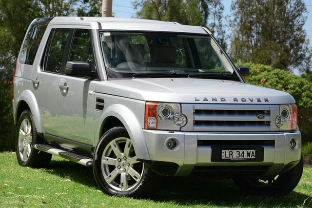 Used Land Rover Discovery 3 SE, Welshpool, 2009 Land Rover Discovery 3 SE Wagon