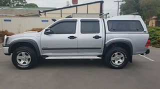 2008 Holden Rodeo LT (4x4) Crew Cab Pickup.