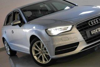 2015 Audi A3 Attraction Sportback S tronic Hatchback.