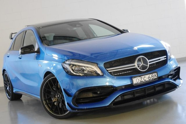 Used Mercedes-Benz A45 AMG SPEEDSHIFT DCT 4MATIC, Southport, 2016 Mercedes-Benz A45 AMG SPEEDSHIFT DCT 4MATIC Hatchback