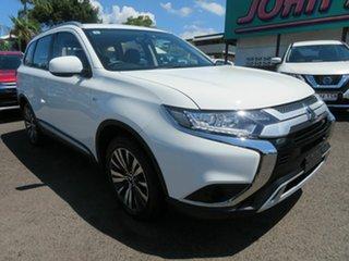 Used Mitsubishi Outlander ES AWD, Mount Gravatt, 2018 Mitsubishi Outlander ES AWD ZL MY19 Wagon