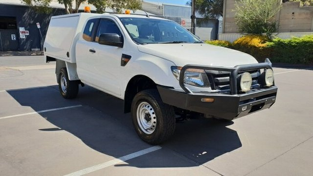 Used Ford Ranger XL 3.2 (4x4), Melrose Park, 2012 Ford Ranger XL 3.2 (4x4) Super Cab Utility