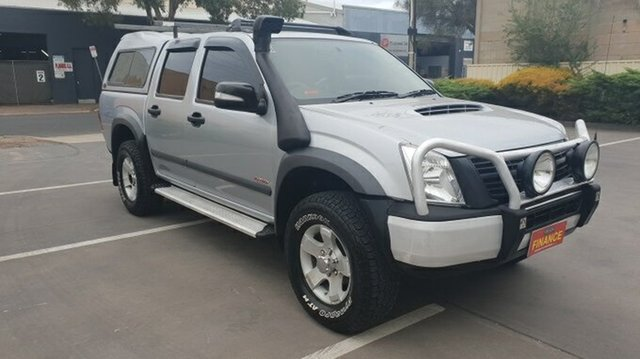 Used Holden Rodeo LT (4x4), Melrose Park, 2008 Holden Rodeo LT (4x4) Crew Cab Pickup