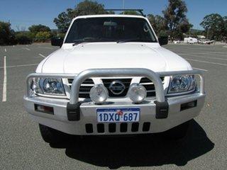 2003 Nissan Patrol ST Wagon.