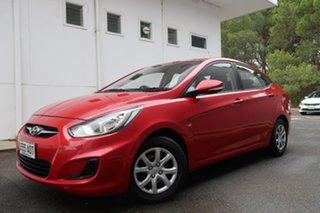2011 Hyundai Accent Elite Sedan.