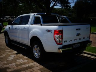 2018 Ford Ranger XLT Double Cab Utility.