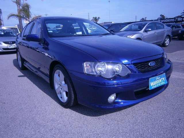 Used Ford Falcon XR6, Cheltenham, 2004 Ford Falcon XR6 Sedan