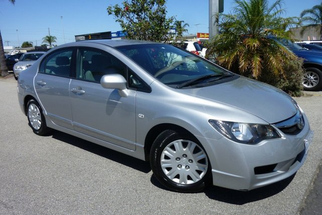 Used Honda Civic VTi, Cheltenham, 2008 Honda Civic VTi Sedan