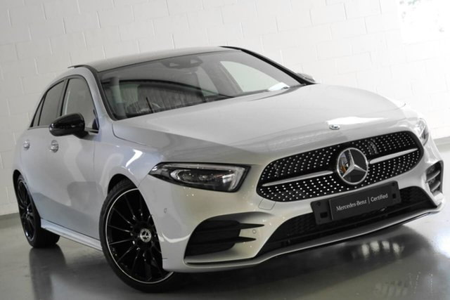 Used Mercedes-Benz A200 D-CT, Chatswood, 2018 Mercedes-Benz A200 D-CT Hatchback