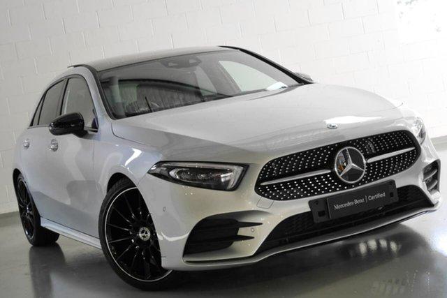 Used Mercedes-Benz A200 D-CT, Narellan, 2018 Mercedes-Benz A200 D-CT Hatchback