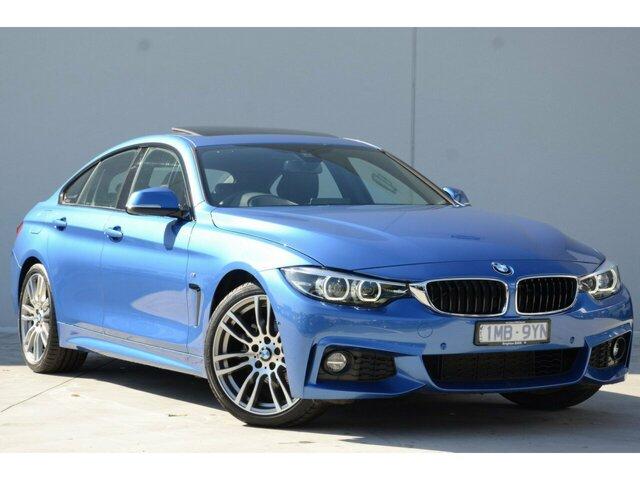 Used BMW 420i M Sport Gran Coupe, Clayton, 2017 BMW 420i M Sport Gran Coupe Hatchback