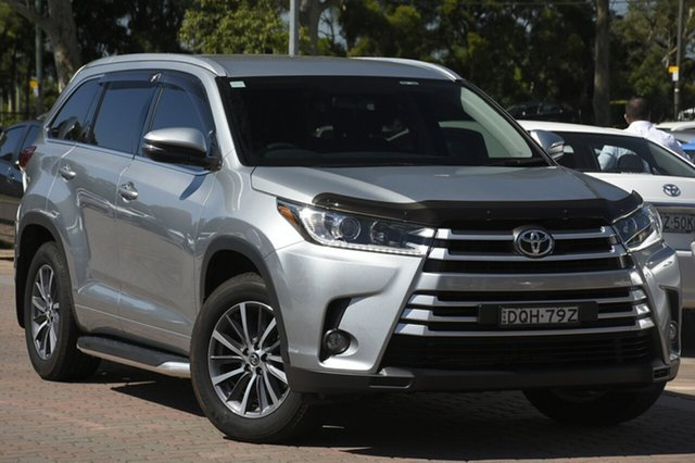 Used Toyota Kluger GXL AWD, Narellan, 2017 Toyota Kluger GXL AWD SUV