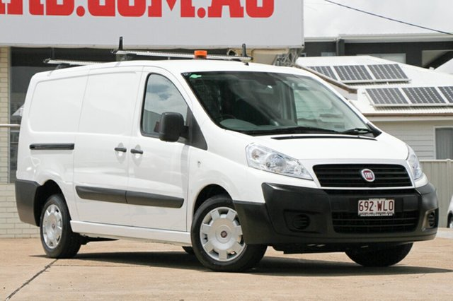 Used Fiat Scudo Low Roof LWB, Indooroopilly, 2015 Fiat Scudo Low Roof LWB Van
