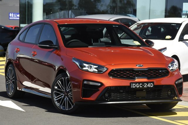 Demonstrator, Demo, Near New Kia Cerato GT DCT, Narellan, 2018 Kia Cerato GT DCT Hatchback