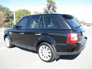2007 Land Rover Range Rover Sport TDV8 Wagon.