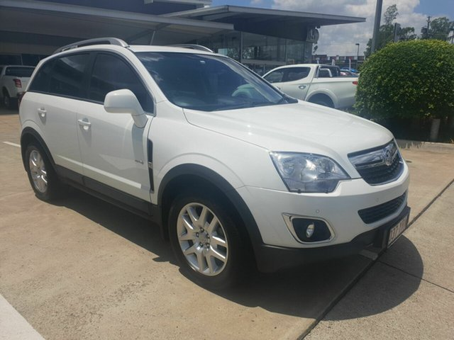 Discounted Used Holden Captiva 5 AWD, Yamanto, 2012 Holden Captiva 5 AWD Wagon