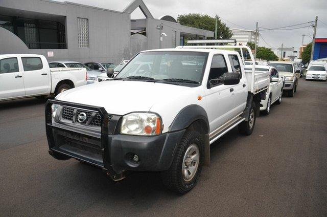 Used Nissan Navara ST, Toowoomba, 2004 Nissan Navara ST Dual Cab Pick-up