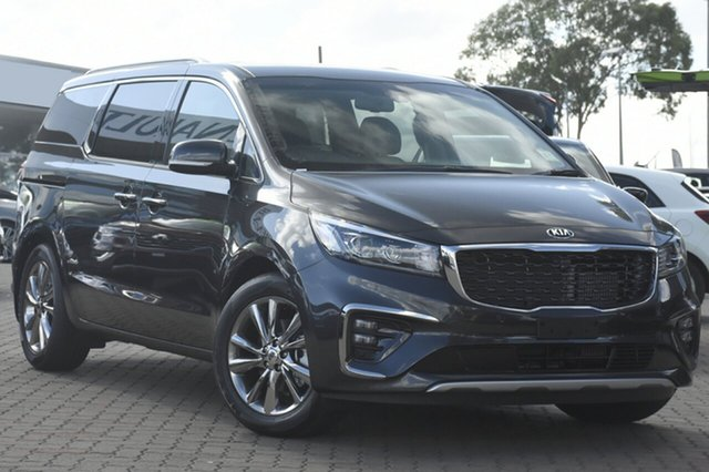 Discounted Demonstrator, Demo, Near New Kia Carnival Platinum, Narellan, 2018 Kia Carnival Platinum Wagon