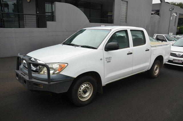 Used Toyota Hilux SR, Toowoomba, 2006 Toyota Hilux SR Pickup