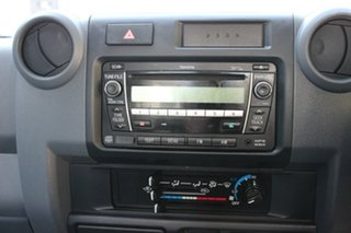 2010 Toyota Landcruiser GX Cab Chassis.