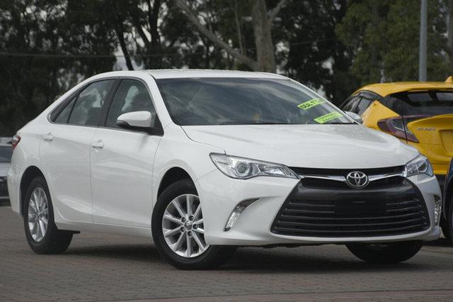 Used Toyota Camry Altise, Narellan, 2017 Toyota Camry Altise Sedan