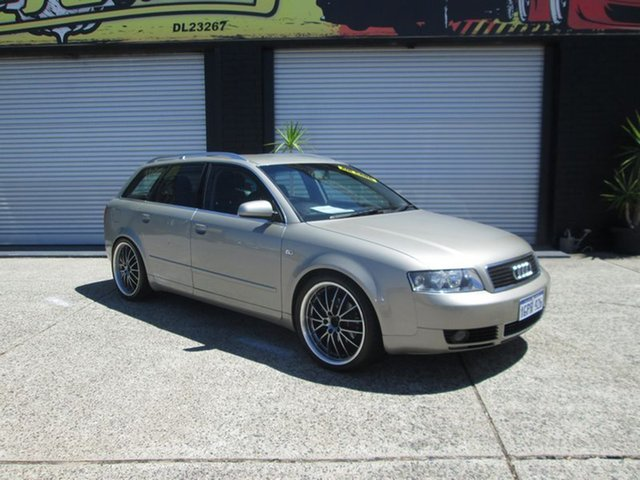 Used Audi A4, O'Connor, 2004 Audi A4 Wagon