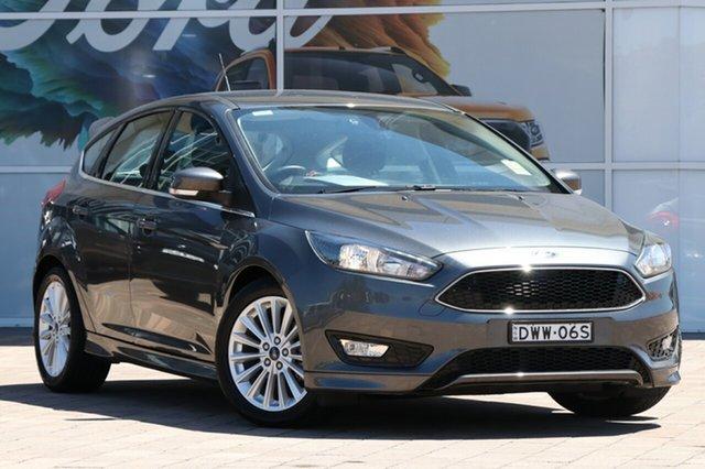 Used Ford Focus Sport, Warwick Farm, 2018 Ford Focus Sport Hatchback